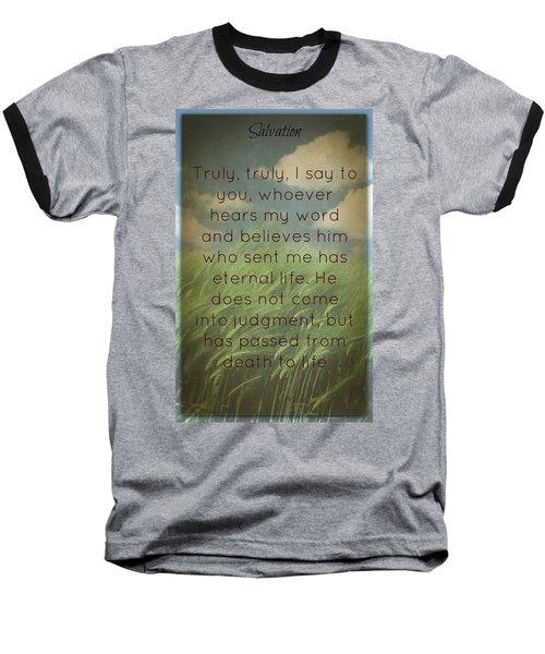 Salvation 454 Baseball T-Shirt