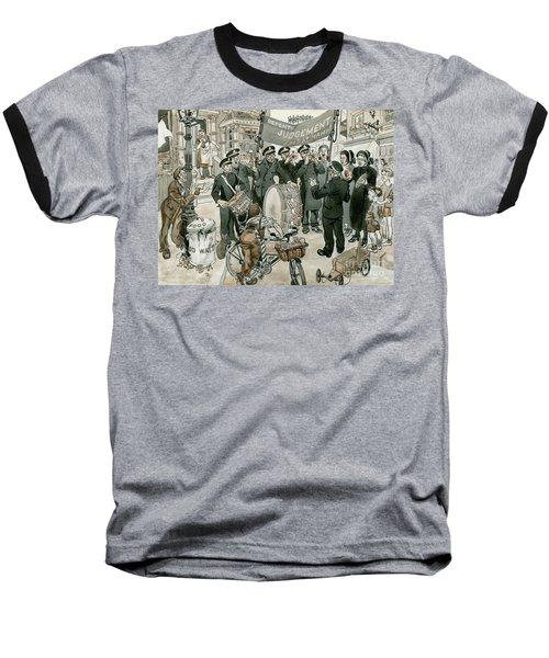Salvation Army Baseball T-Shirt