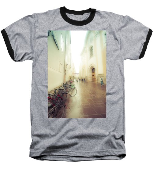 Salzburg Rain Baseball T-Shirt