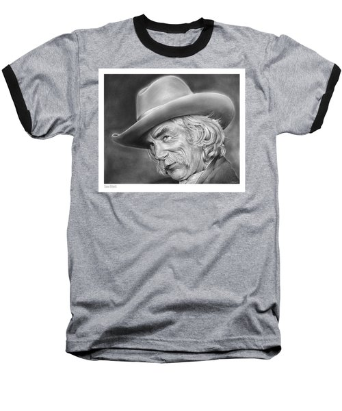 Sam Elliott Baseball T-Shirt