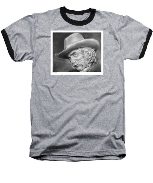 Sam Elliott Baseball T-Shirt