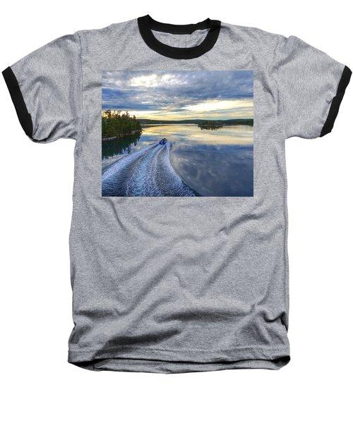 Sambro Basin II Nova Scotia Baseball T-Shirt