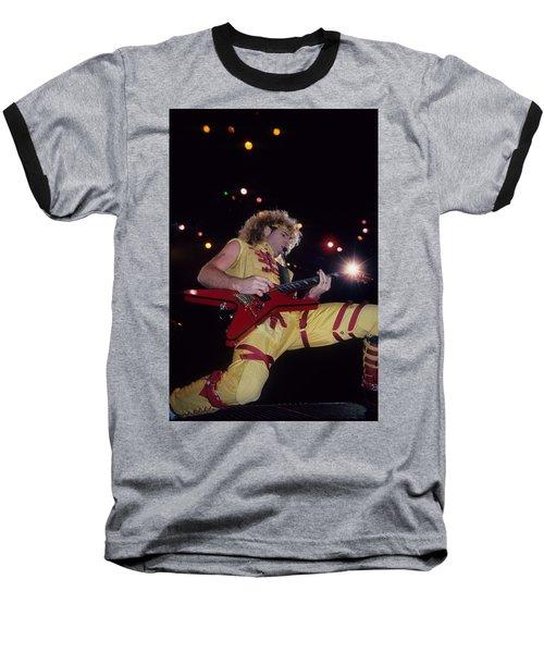 Sammy Hagar Baseball T-Shirt