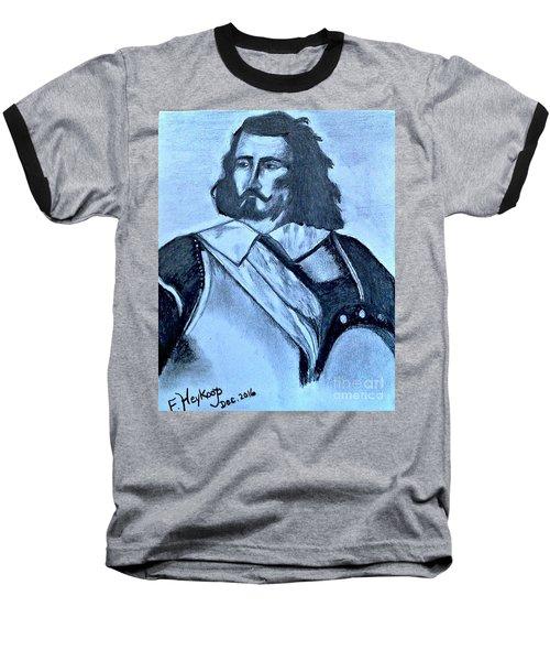 Samuel De Champlain Baseball T-Shirt