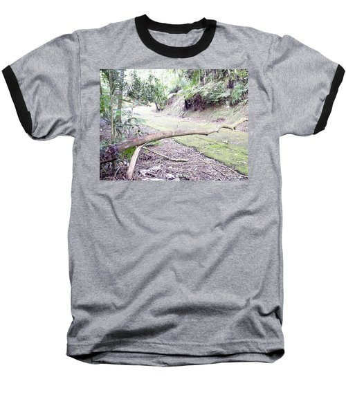 San Andres Echologycal Path At Guilarte's Forest Baseball T-Shirt