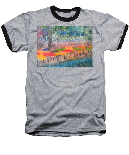 San Antonio By The River II Baseball T-Shirt