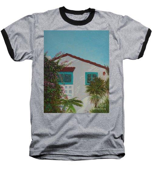 San Clemente Art Supply Baseball T-Shirt