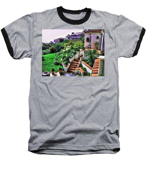 San Clemente Estate Backyard Baseball T-Shirt