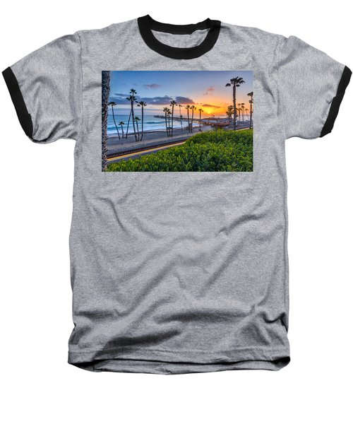 San Clemente Baseball T-Shirt by Peter Tellone