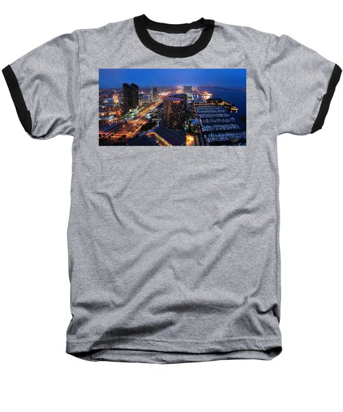 San Diego Bay Baseball T-Shirt
