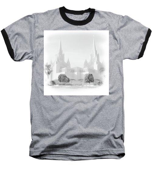 San Diego Lds Temple Baseball T-Shirt