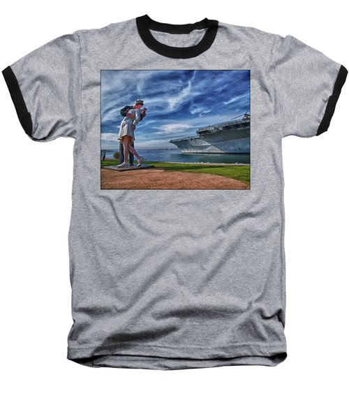 San Diego Sailor Baseball T-Shirt