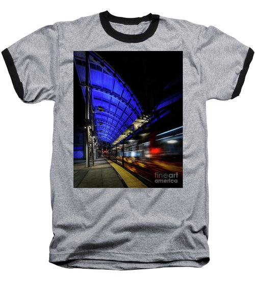 San Diego Trolley Baseball T-Shirt