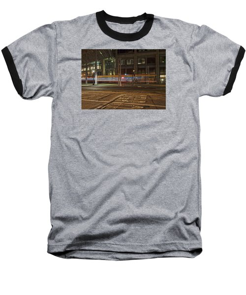 San Diego Trolly Baseball T-Shirt