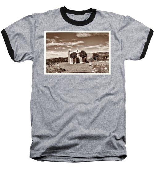San Francisco De Asis  Est 1839 Baseball T-Shirt by Robert FERD Frank