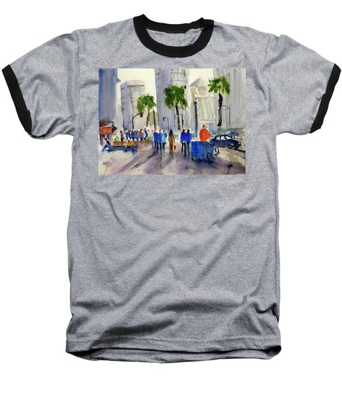 San Francisco Embarcadero Baseball T-Shirt