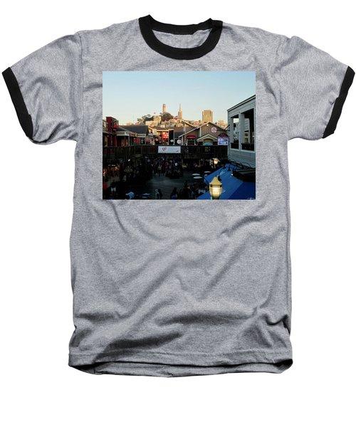 San Francisco In The Sun Baseball T-Shirt