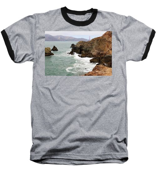 San Francisco Lands End Baseball T-Shirt