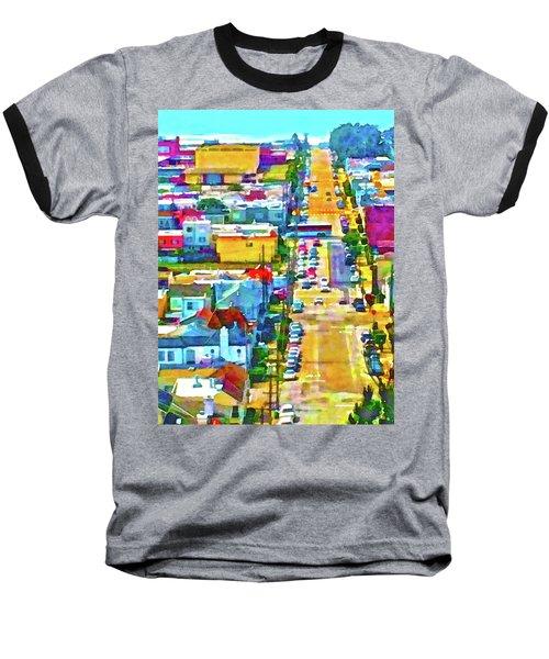San Francisco Quintara View Baseball T-Shirt