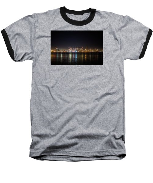 San Francisco Shot Baseball T-Shirt