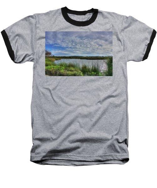 San Joaquin Wildlife Reserve Baseball T-Shirt