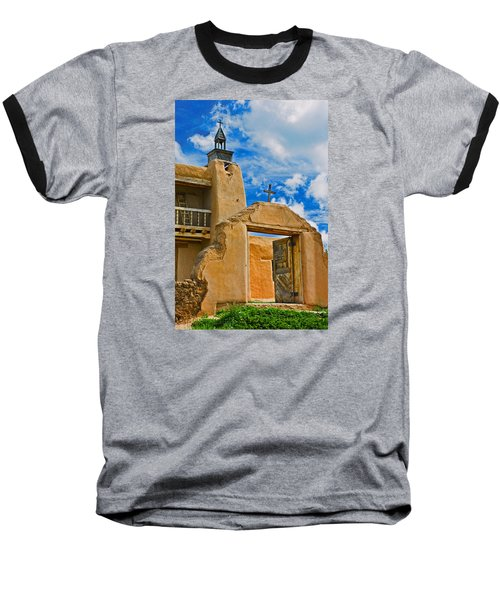 San Jose De Gracia Baseball T-Shirt