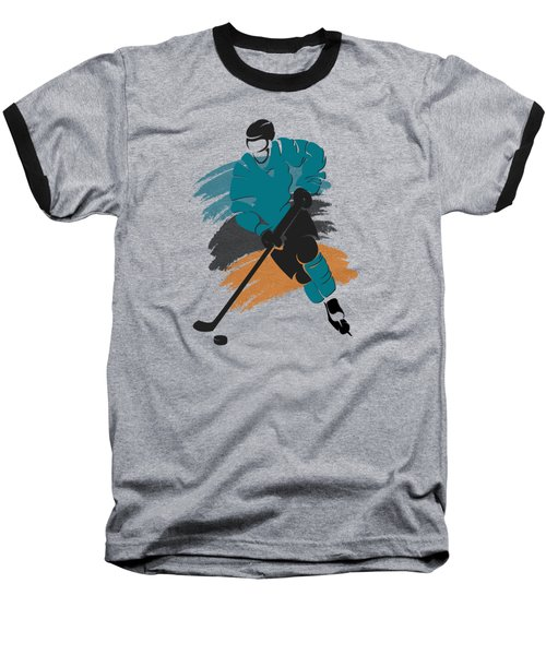 San Jose Sharks Player Shirt Baseball T-Shirt