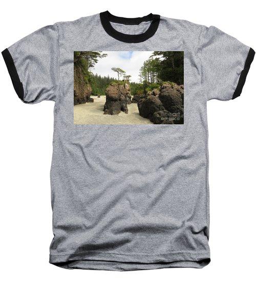 San Josef Stacks Baseball T-Shirt
