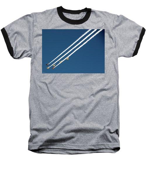 San Juan Aces Baseball T-Shirt by Kevin Munro