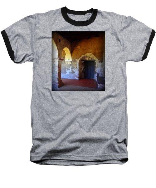 San Juan Capistrano Mission Baseball T-Shirt