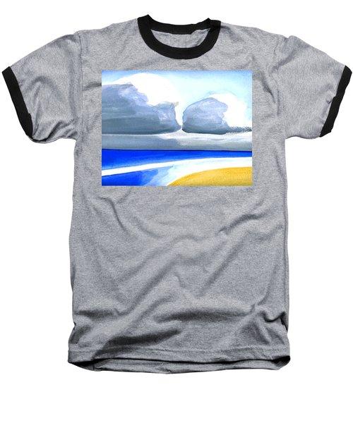 San Juan Cloudscpe Baseball T-Shirt