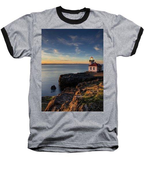 San Juan Island Serenity Baseball T-Shirt