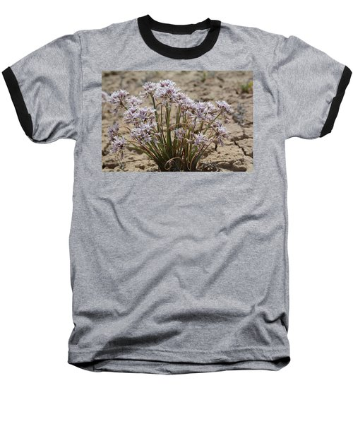 Baseball T-Shirt featuring the photograph San Juan Onion by Jenessa Rahn