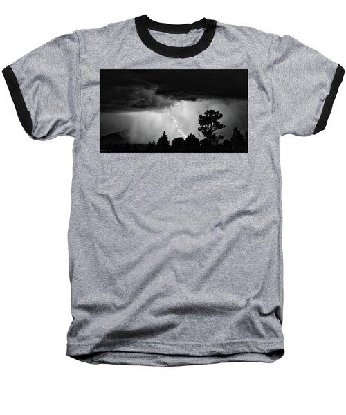 San Juan Strike Baseball T-Shirt by Kevin Munro