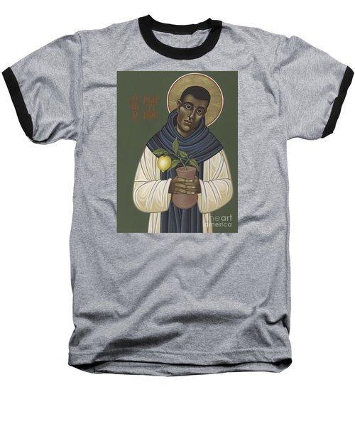 San Martin De Porres 213 Baseball T-Shirt