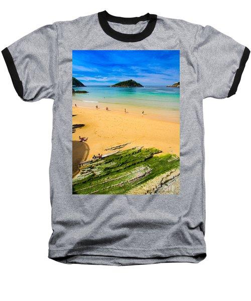 San Sebastian Summer Baseball T-Shirt