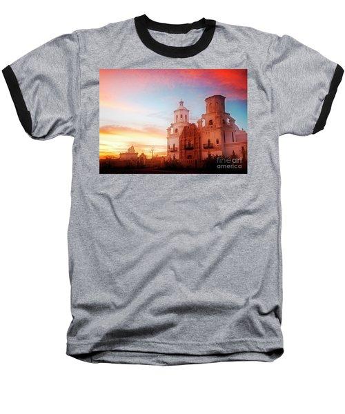 San Xavier Del Bac Baseball T-Shirt