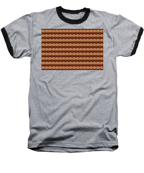Sanctuaries Baseball T-Shirt by Paula Ayers