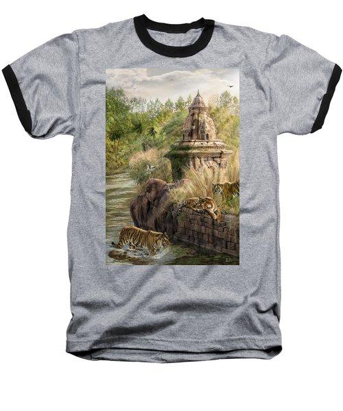 Sanctuary Baseball T-Shirt by Don Olea