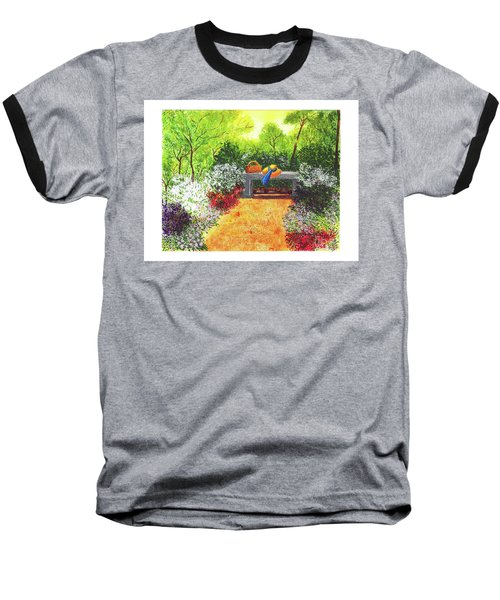 Sanctuary Baseball T-Shirt