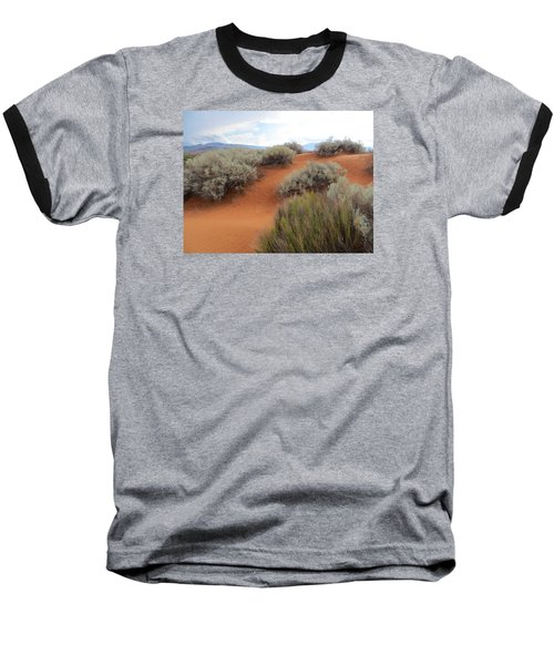 Sand And Sagebrush Baseball T-Shirt