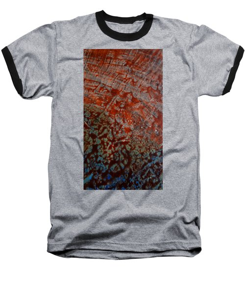 Sand And Sea II Baseball T-Shirt