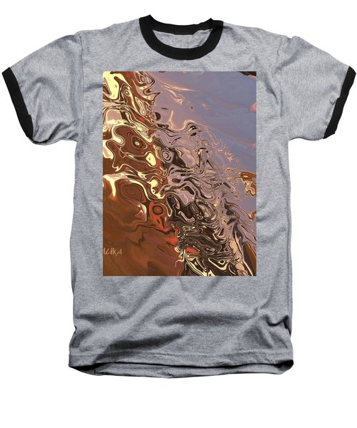 Sand Bank Baseball T-Shirt