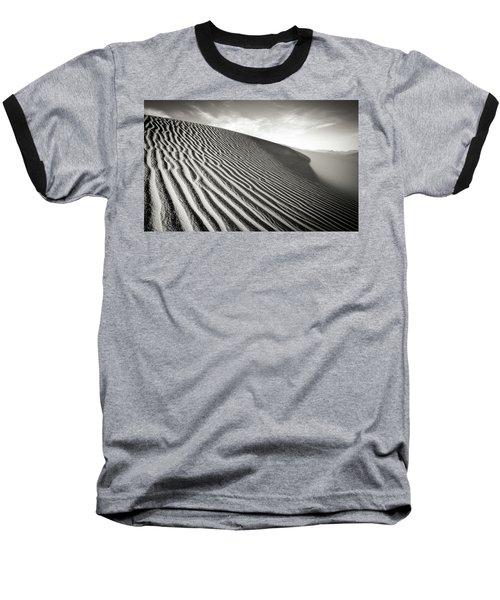 Sand Dune Baseball T-Shirt by Marius Sipa