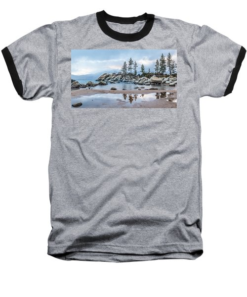 Sand Harbor Baseball T-Shirt