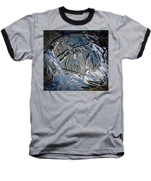 Sand Reflection Baseball T-Shirt