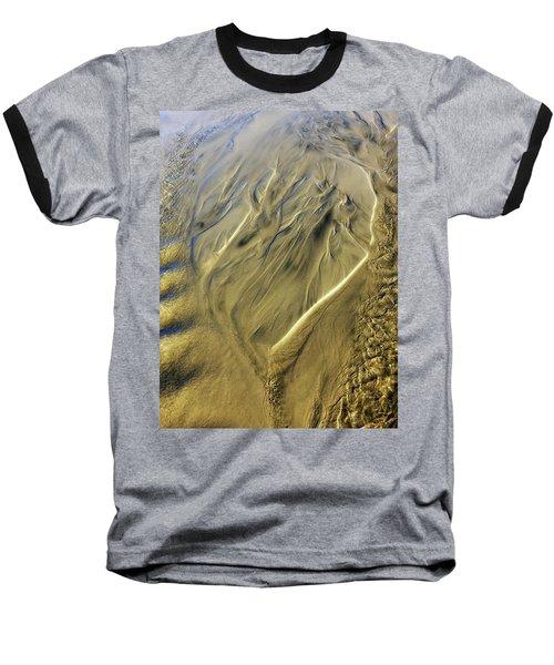 Sand Sculpture 11 Baseball T-Shirt