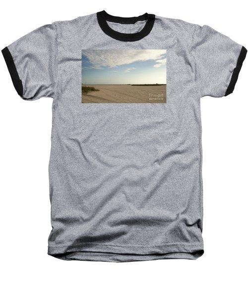 Sand Storm At St. Pete Beach Baseball T-Shirt by Gail Kent