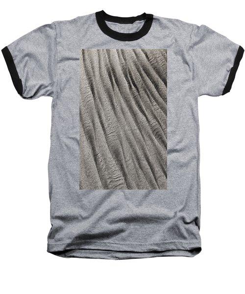 Sand Waves Baseball T-Shirt