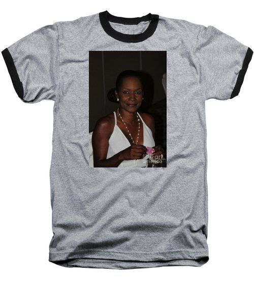Sanderson - 4524 Baseball T-Shirt